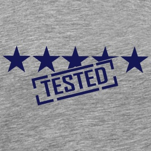 tested T-Shirts - Men's Premium T-Shirt