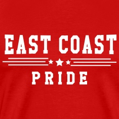 East Coast Pride T-Shirts