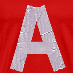 Duct Tape A - Men's Premium T-Shirt