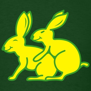 Sex Rabbits T-Shirts - Men's T-Shirt
