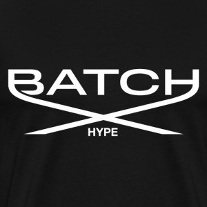 Batch Hype Black - Men's Premium T-Shirt