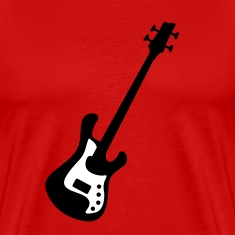 bass guitar T-Shirts
