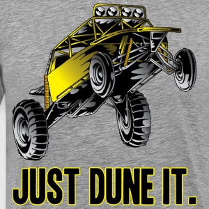 Just Dune It Dune Buggy T-Shirts - Men's Premium T-Shirt