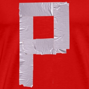Duct Tape P - Men's Premium T-Shirt