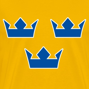 tre kronor - Men's Premium T-Shirt