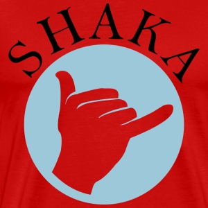 Hang Loose Shaka Shirt - Men's Premium T-Shirt
