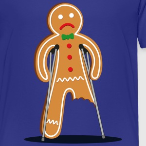 gingerbread man Kids' Shirts - Kids' Premium T-Shirt
