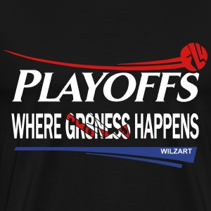 Playoff 8 Tee - Men's Premium T-Shirt