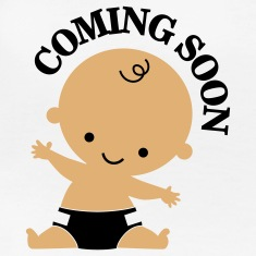 Coming soon - baby Women's T-Shirts