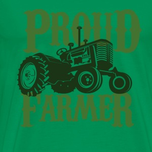 Proud Farmer - Men's Premium T-Shirt