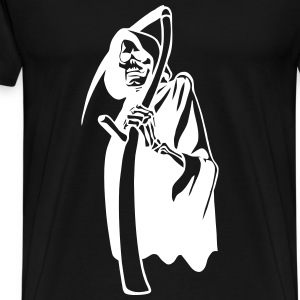 Reaper Tall - Men's Premium T-Shirt