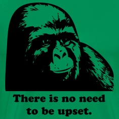 Gorilla Munch - There is no need to be upset. [tex