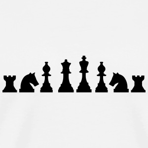 chess T-Shirts - Men's Premium T-Shirt