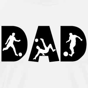 Soccer Dad T-Shirt - Men's Premium T-Shirt