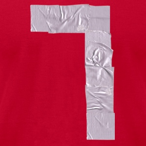 Duct Tape 7 - Men's T-Shirt by American Apparel