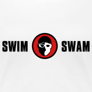 Design ~ SwimSwam Classic Women's Basic Tee (White)