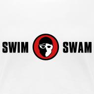 Design ~ SwimSwam Classic Women's Basic Tee (White)