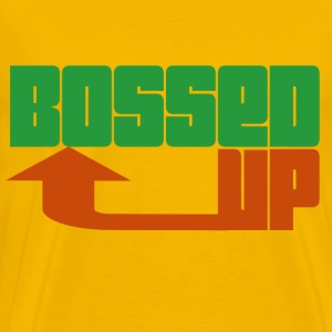 Bossed UP - Men's Premium T-Shirt