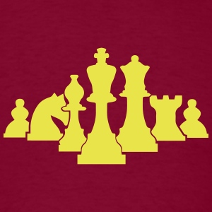 chessmen T-Shirts - Men's T-Shirt