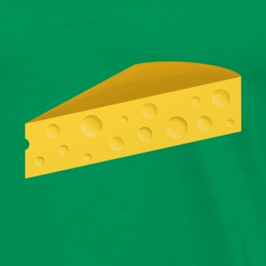 cheese T-Shirts - Men's Premium T-Shirt