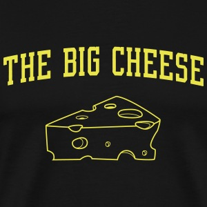 The Big Cheese T-Shirts - Men's Premium T-Shirt