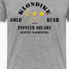Klondike Gold Rush T-Shirts
