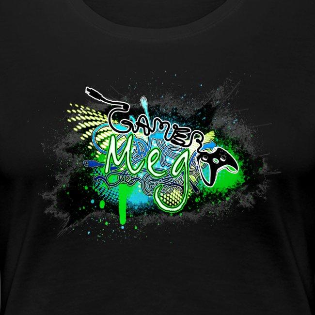 GamerMeg Logo Official Women's T-Shirt