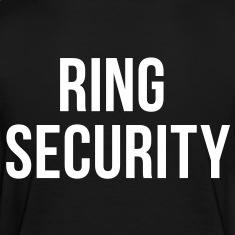Ring Security Baby & Toddler Shirts