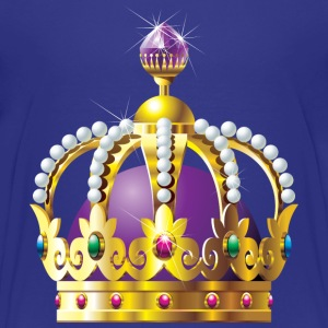 Kings Crown Kids' Shirts - Kids' Premium T-Shirt