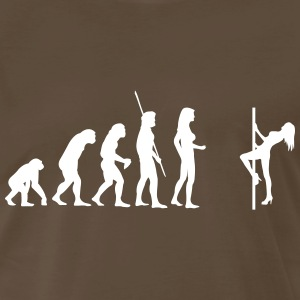 Evolution Tabledance Shirt - Men's Premium T-Shirt