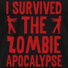 I Survived The Zombie Apocalypse