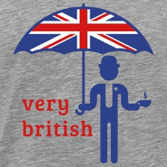 Very British (3C) T-Shirts