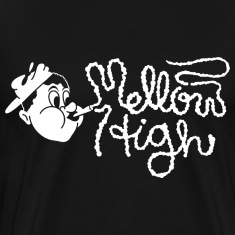 "Mellow High ""Smoke"" T-Shirts"