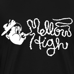 Mellow High Smoke T-Shirts - Men's Premium T-Shirt