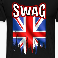 british swag T-Shirts