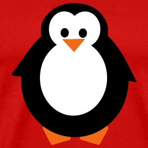 penguin  T-Shirts - Men's Premium T-Shirt