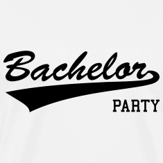 bachelor party,bachelor,parting,bachelors,single T-Shirts
