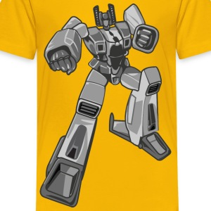 Giant Robot - Anime - Cartoon - Cool - Manga Kids' Shirts - Kids' Premium T-Shirt