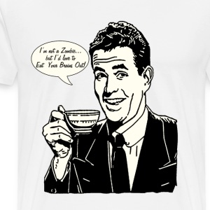Retro humor - Men's Premium T-Shirt