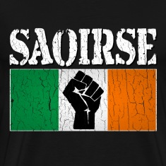 SAOIRSE - Freedom for Ireland (vintage design)