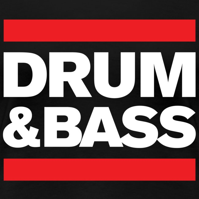Run Drum and Bass T Shirt