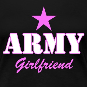 Army Family (Girlfriend) - Women's Premium T-Shirt