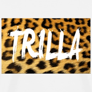 trilla cheetah print - Men's Premium T-Shirt