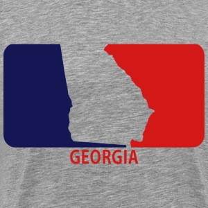 Georgia T-Shirts - Men's Premium T-Shirt