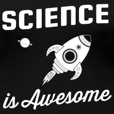 Science is Awesome Women's T-Shirts