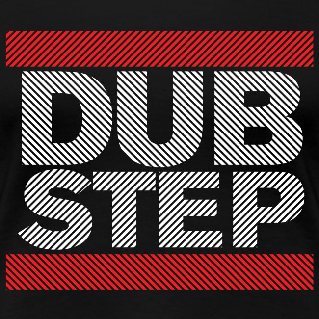 Run Dubstep T-Shirt (Striped)