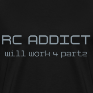 Design ~ RC ADDiCT - Will Work 4 Partz