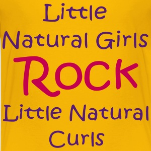 NATURAL GIRLS - TWO COLOR Kids' Shirts - Kids' Premium T-Shirt