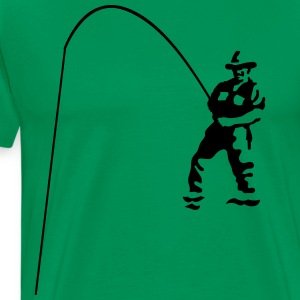 fisher T-Shirts - Men's Premium T-Shirt