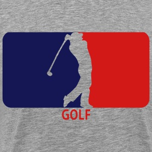 Golf - Men's Premium T-Shirt